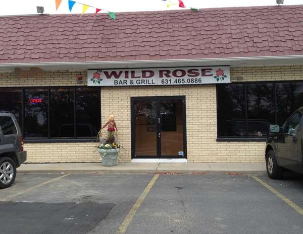 The Wild Rose Bar & Grill has opened