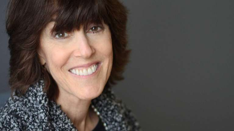 Writer Nora Ephron, who died in 2012. Her