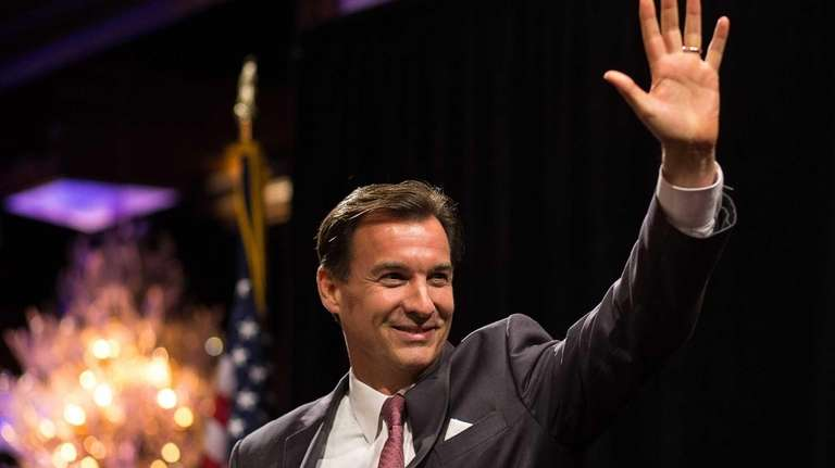 Thomas R. Suozzi at the Committees Fall Gala
