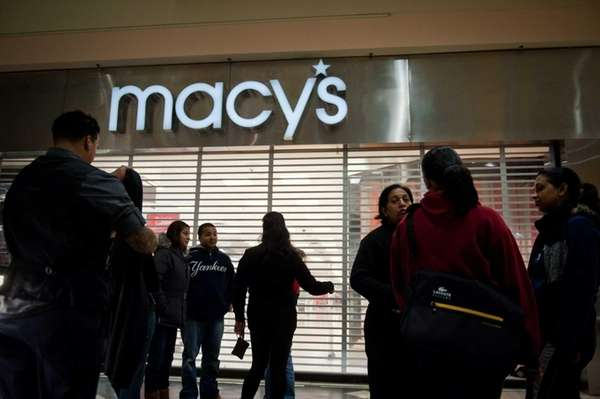 A black couple is suing Macy's for $2