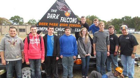 The Dark Falcons, Deer Park High School's champion