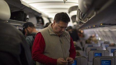 cellphone flight