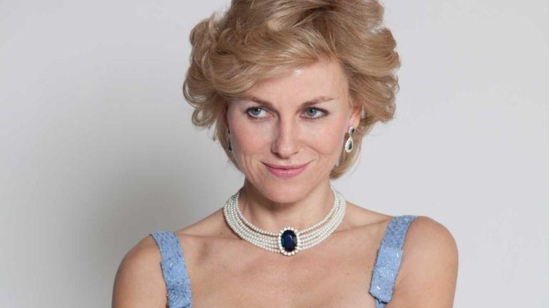 Naomi Watts as Diana, Princess of Wales, from
