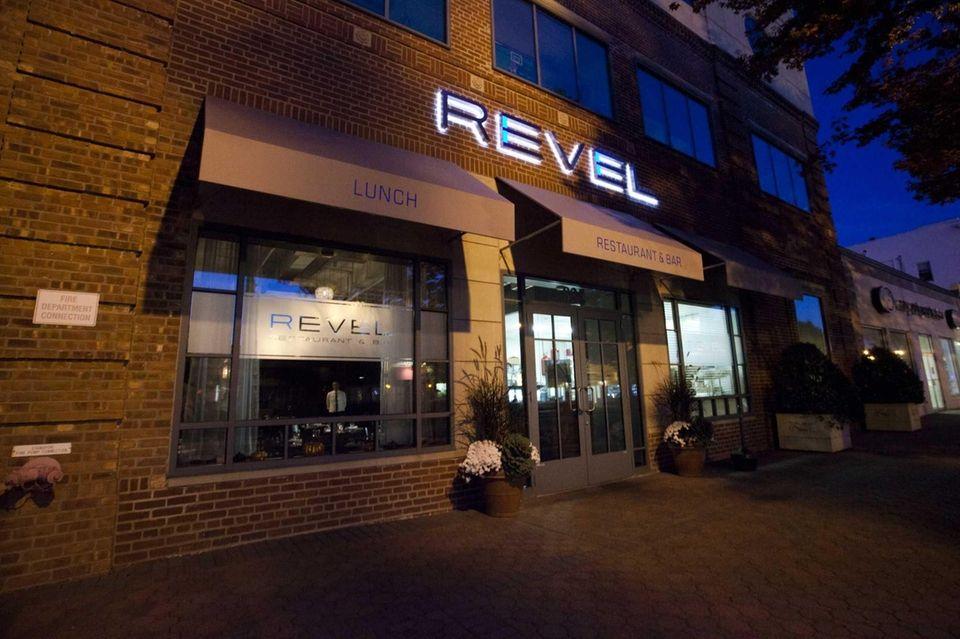 Revel in Garden City. (Oct. 26, 2013)