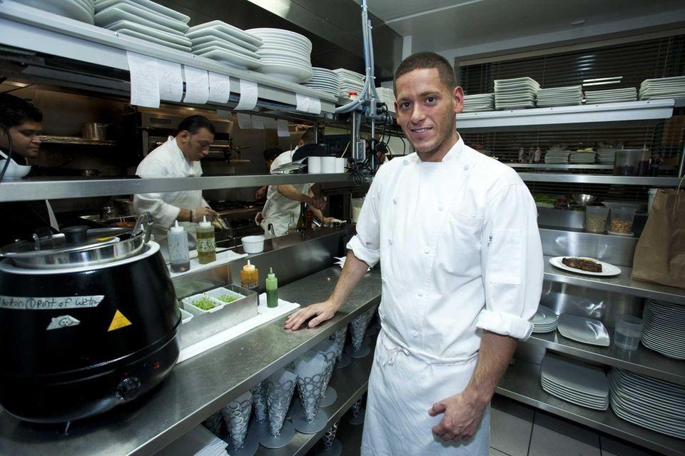 David Martinez, chef of Revel in Garden City.