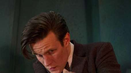 Matt Smith is the current lead in the