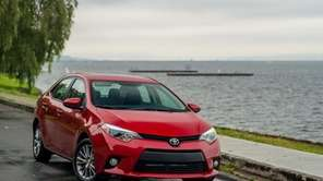 The 2014 Toyota Corolla is no luxury car;