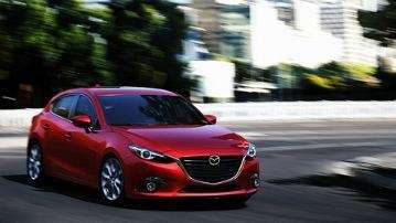 For 2014 the Mazda paid close attention to
