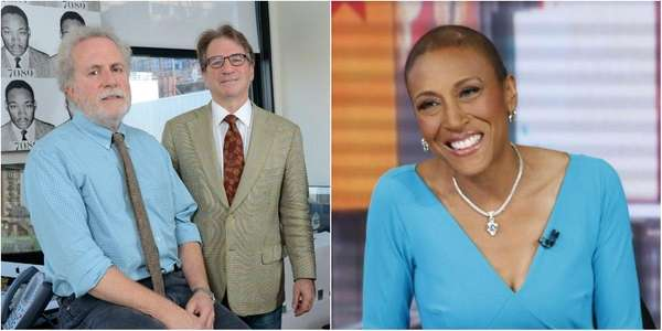 """Good Morning America"" host and breast cancer survivor"