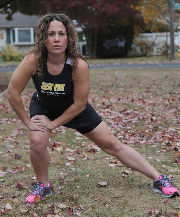 Heather Ackerly, who is running with the Long