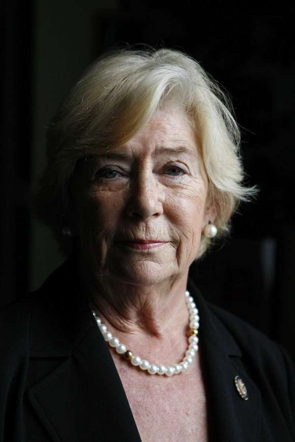 Rep. Carolyn McCarthy, who is undergoing treatment for