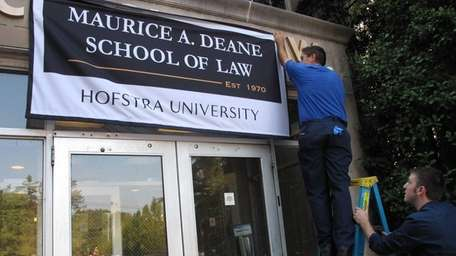 The Hofstra Law School's Veteran Legal Assistance Project