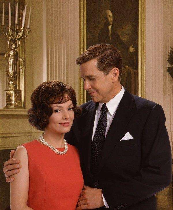 Joanne Whalley stars as Jackie and Tim Matheson