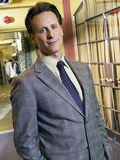 Steven Weber played John F. Kennedy in the