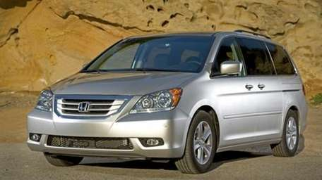 The 2008 Honda Odyssey was part of a