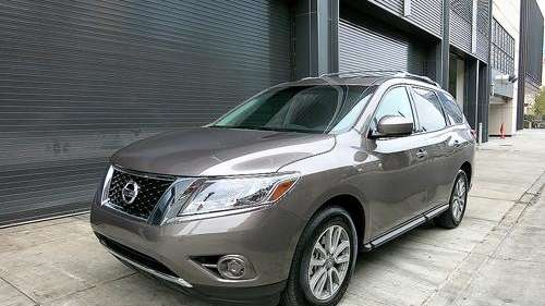 2014 Nissan Pathfinder Hybrid Sacrifices Driving Quality For Better Mpg Newsday
