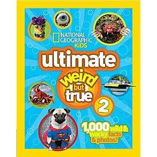?The Ultimate Weird But True 2? ($19.95)