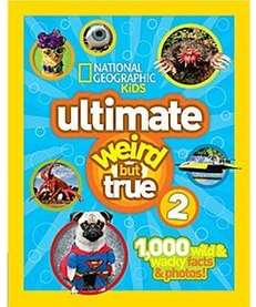 """The Ultimate Weird But True 2"" ($19.95)"