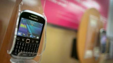BlackBerry cellphones for sale at Fixx wireless in