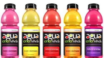 Agua Enerviva, a manufacturer of energy drinks, recently