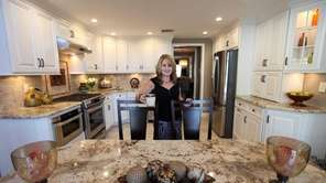Interior designer and homeowner Angela Enrico of Oceanside