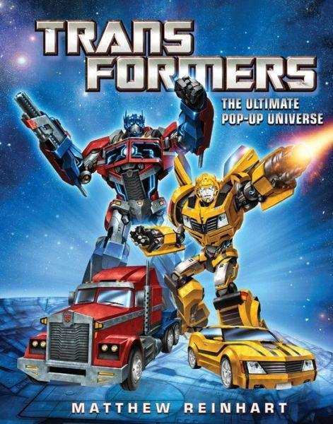 """Transformers: The Ultimate Pop-Up Universe"""