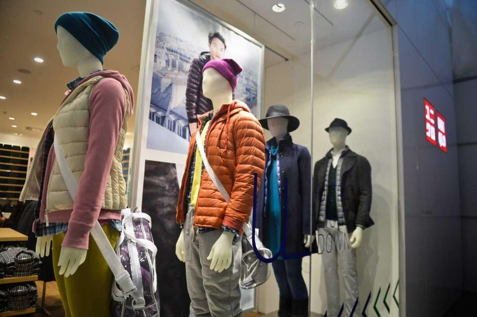 Fast-fashion retailer Uniqlo opened an outlet at the