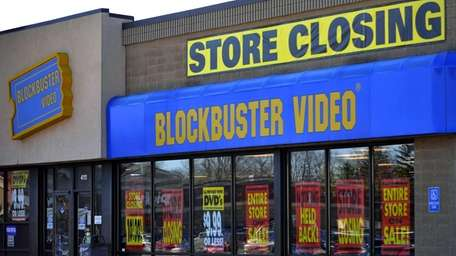 Blockbuster, once the top spot to find video