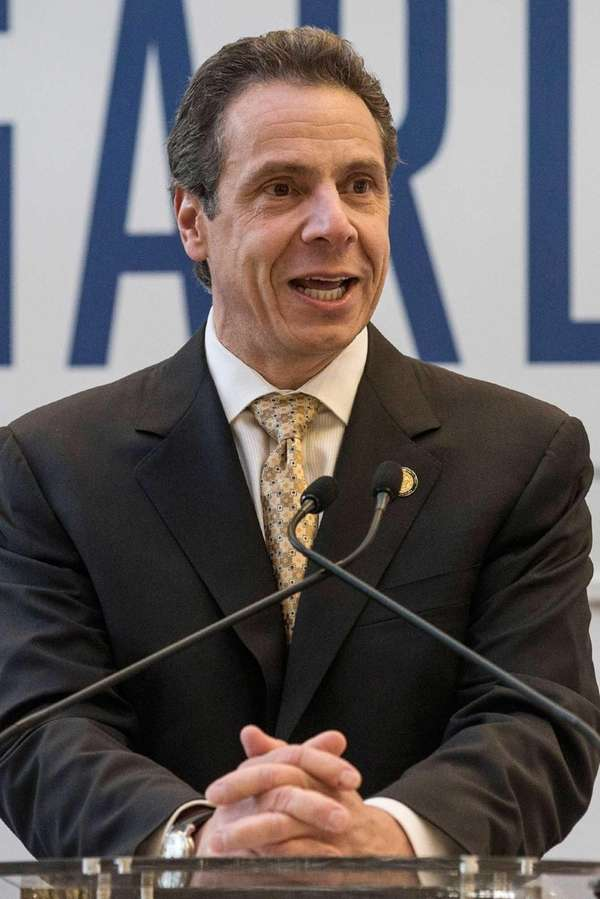 New York Gov. Andrew M. Cuomo. (Oct. 24,