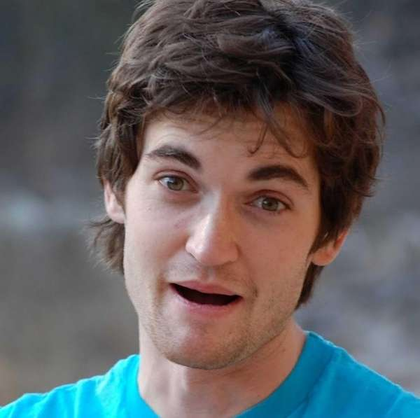 Ross Ulbricht, 29, who is charged with narcotics