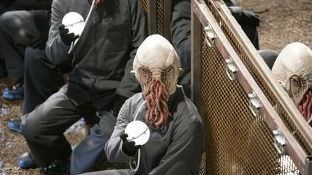 The Ood are a species of aliens in