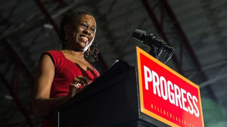 Chirlane McCray, wife of newly elected New York