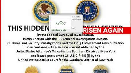 A revamped Silk Road, the notorious online marketplace