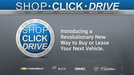 A screengrab shows General Motors'