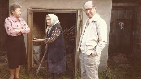 On a 1978 trip to Poland, Arnold Friedman