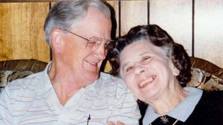 Harold and Clara Cross as seen in a