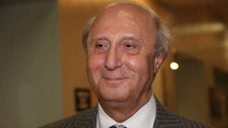 David Harounian, 74, the deputy mayor of the