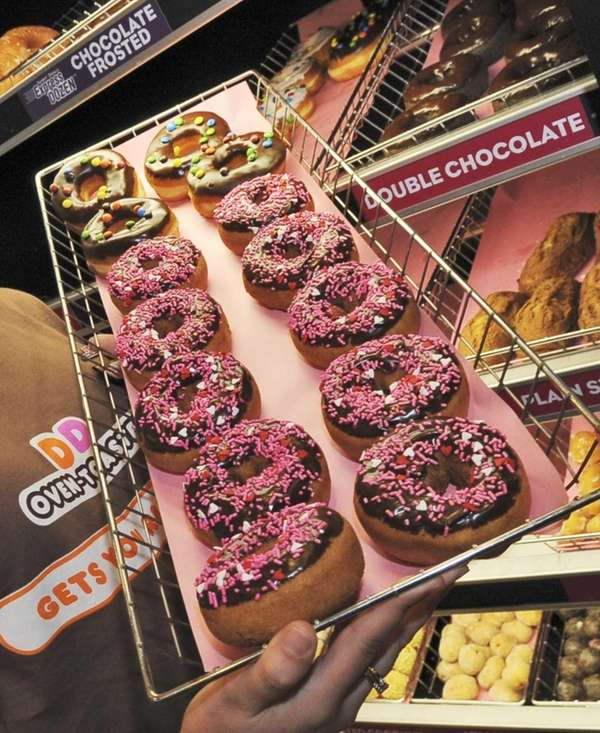 Dunkin Donuts settled on a blend of palm,
