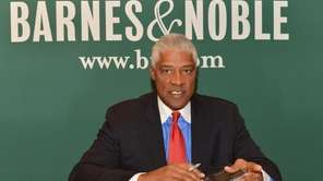 "Julius Erving attends the ""Dr. J: The Autobiography"""