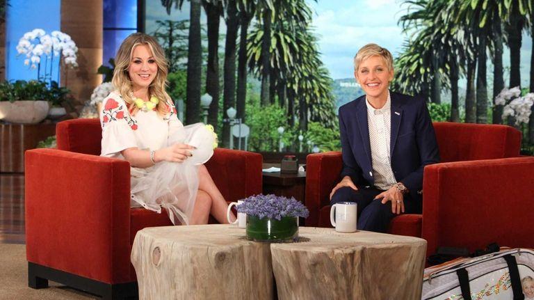 Ellen DeGeneres staged a wedding for
