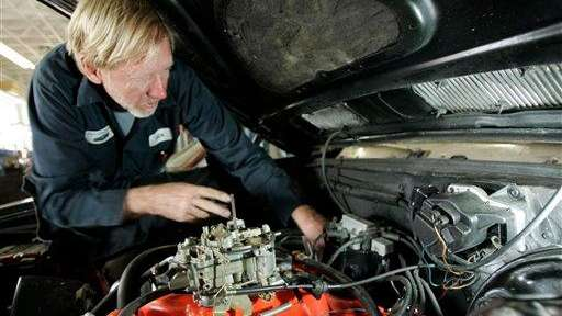 Replacing classic car engines: New technology isn't always