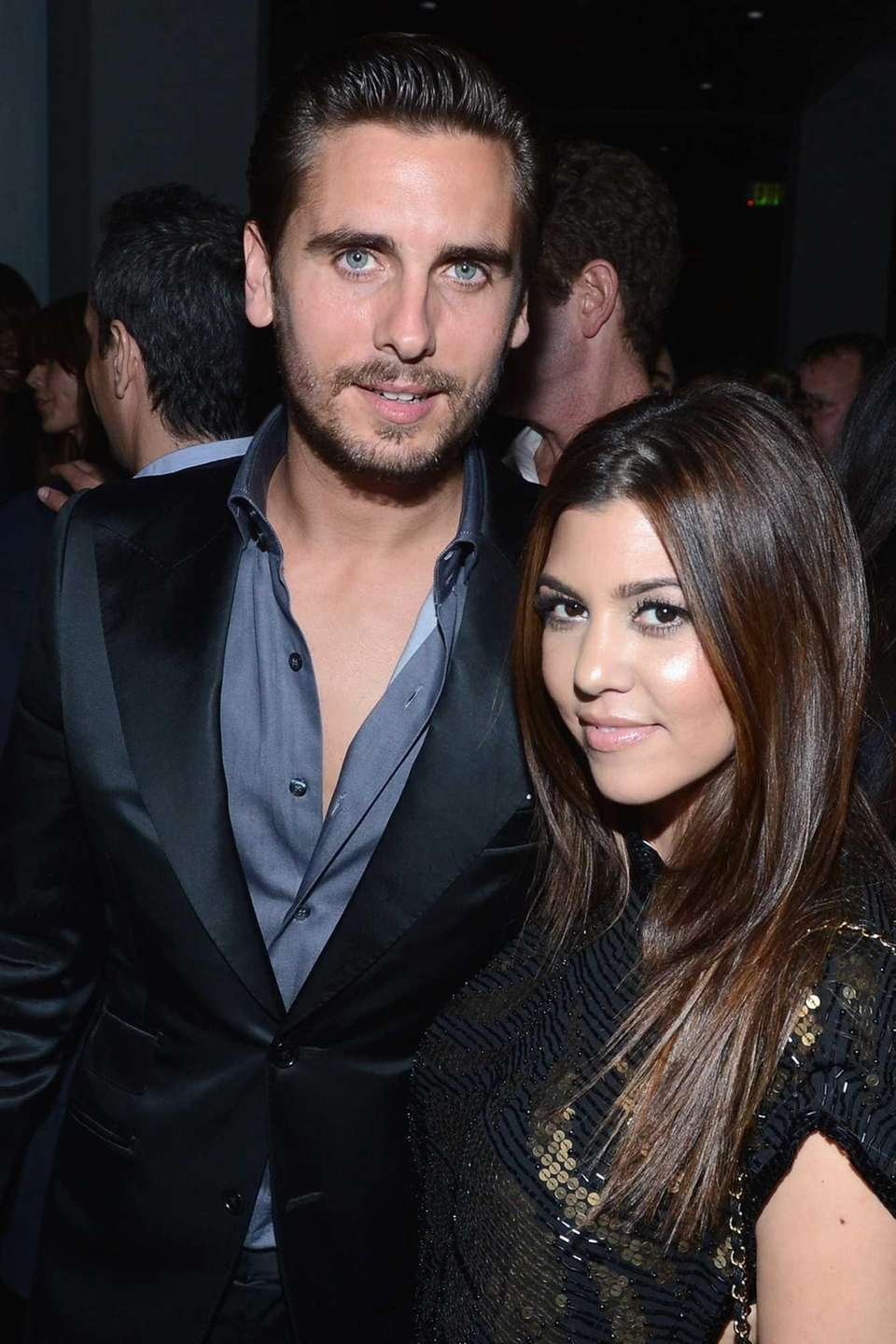 Eastport's Scott Disick, Kourtney Kardashian's ex-boyfriend and father