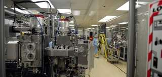 A Nexus Ion Beam Deposition System in the