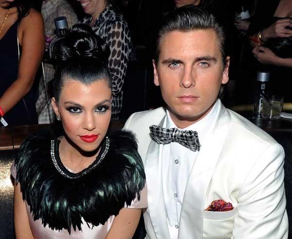 Scott Disick, boyfriend to Kourtney Kardashian and breakout