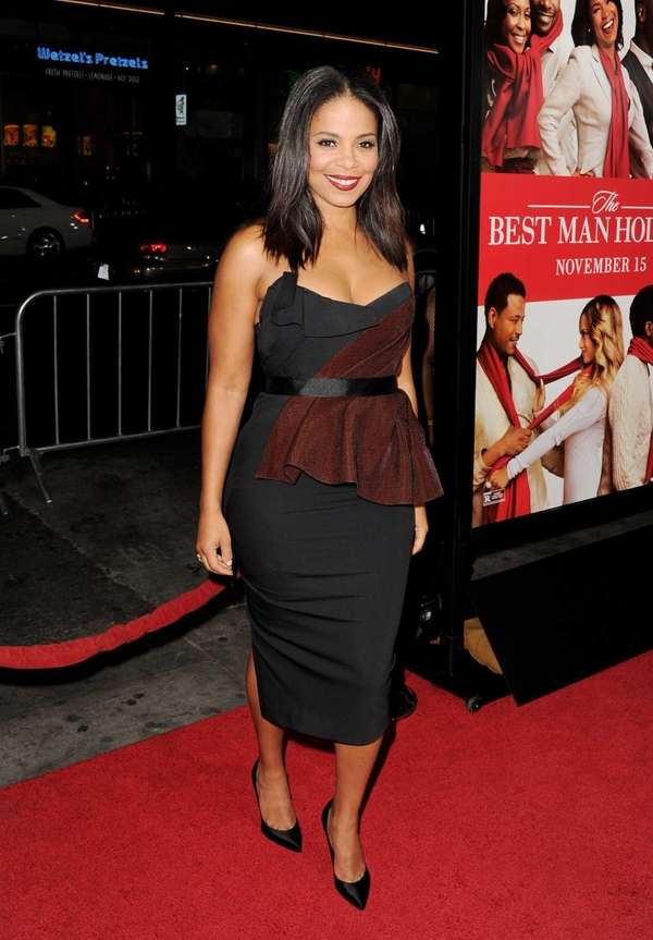 Sanaa Lathan at the premiere of Universal Pictures'