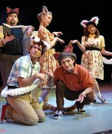 """Stuart Little"" will be performed for kids with"