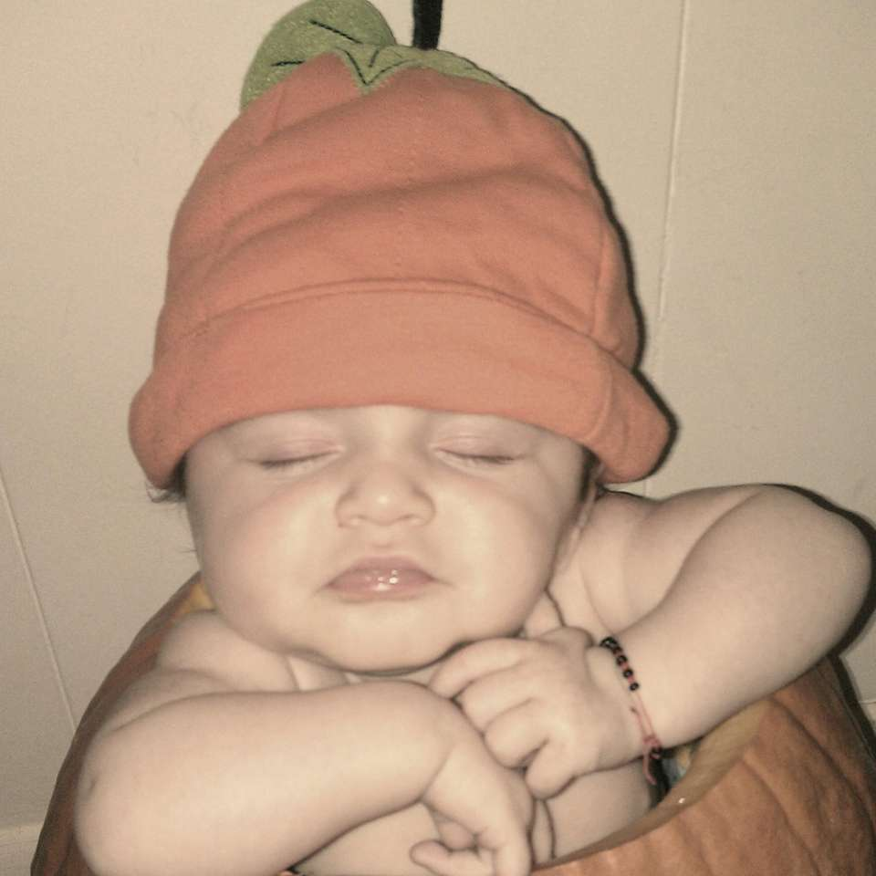 My little pumpkin