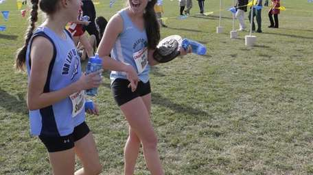Charlotte Molloy of Our Lady of Mercy High