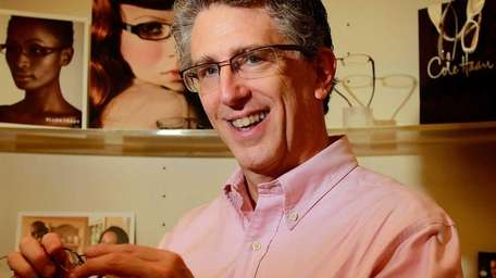 ClearVision Optical president David Friedfeld says he went