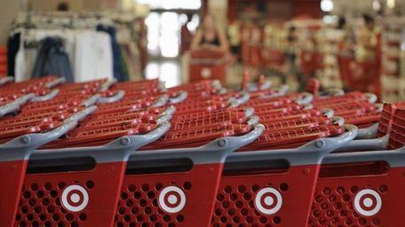 Target announced Monday, Nov. 11, 2013, that it